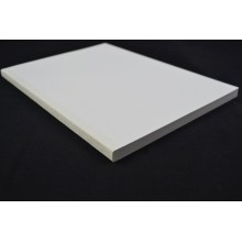 A4 white notebook