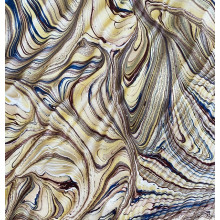 Glossy Marbled Paper