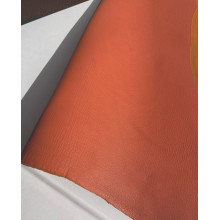 Cuir Madras Orange