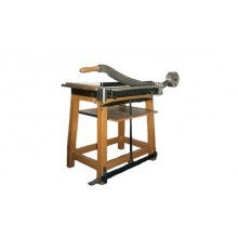 Guillotines professional wood series